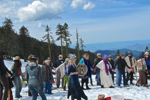 windsong mountain blessing people