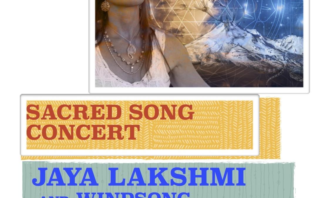 Sacred Music Concert