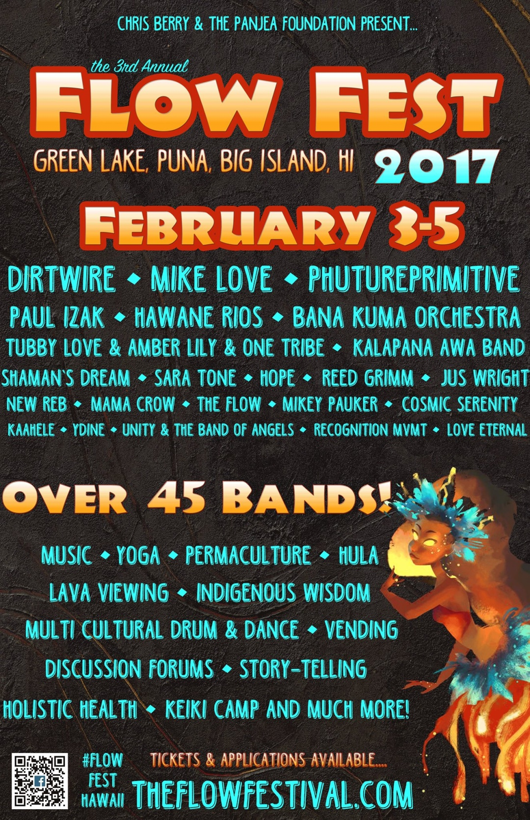 Flow Fest   Big Island
