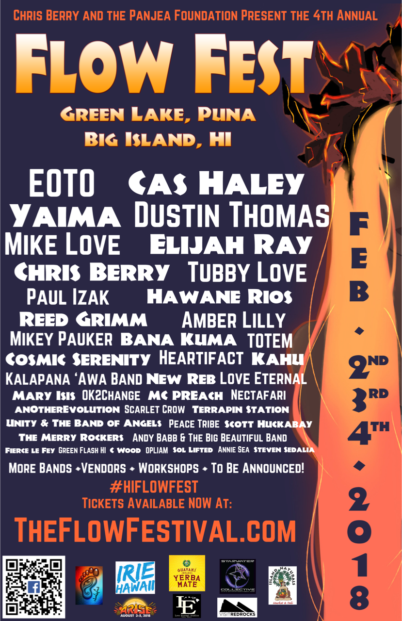 Flow Fest Big Island Set